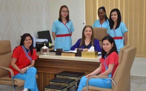 مكتب دكتورة سحر
